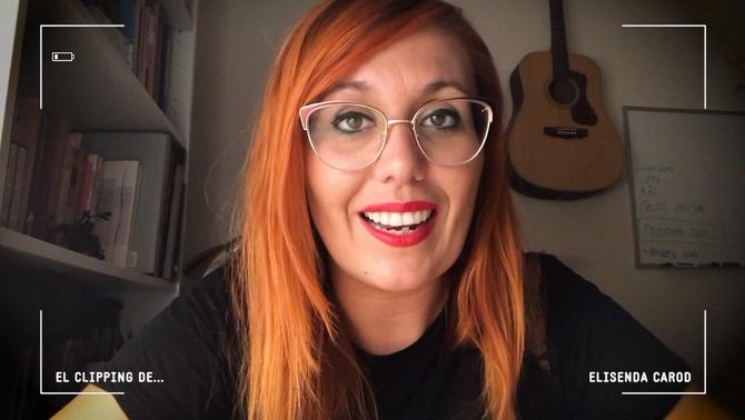 Elisenda Carod recomana un clip ple d'humor